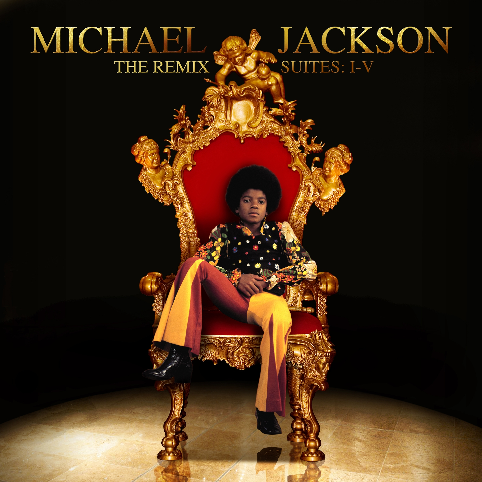 Michael Jackson Album Covers